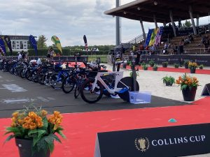 PTO Collins Cup in Samorin - bike line up