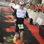 Ironman 70.3 West-Friesland - finally the last few meters of the race
