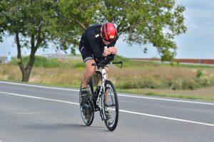 Challenge The Championship triathlon - full speed on the bike