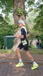 Ironman 70.3 Westfriesland - running