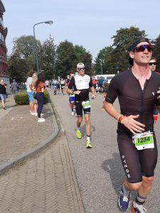 Ironman 70.3 West-Friesland - running